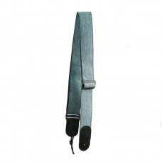 Armadil X-301 цвет (Jeans Green) ремень для гитары.