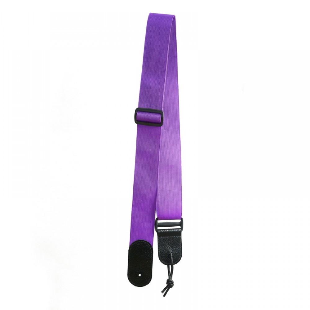 Armadil X-201 цвет (purple) ремень для гитары.