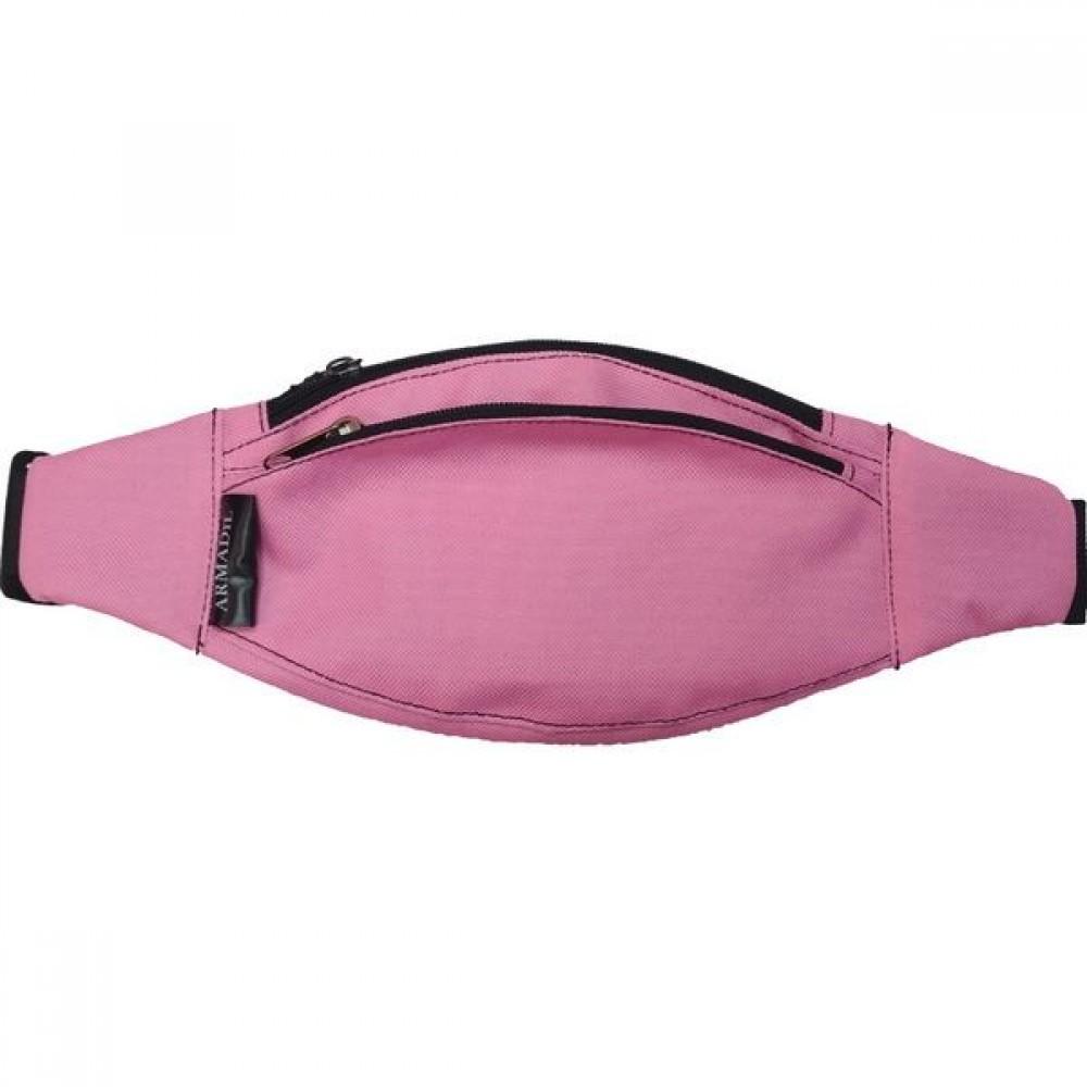 Поясная сумка B-101 розовая