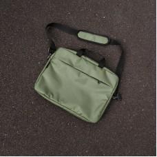 сумка для ноутбука H-417 олива