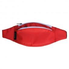Поясная сумка B-101 красная