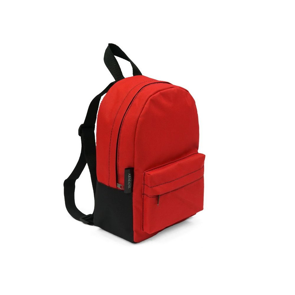 Рюкзак Маленький Armadil P-005 красный